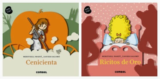 recomendación libros infantiles Dia del libro, mini-pops combel
