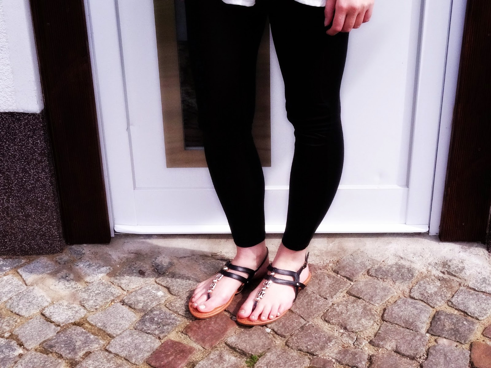 Summer sandals fashion