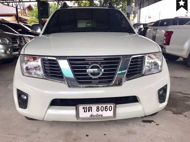 2012 Nissan Navara 2 5LE Sport Version 4WD AT double cab