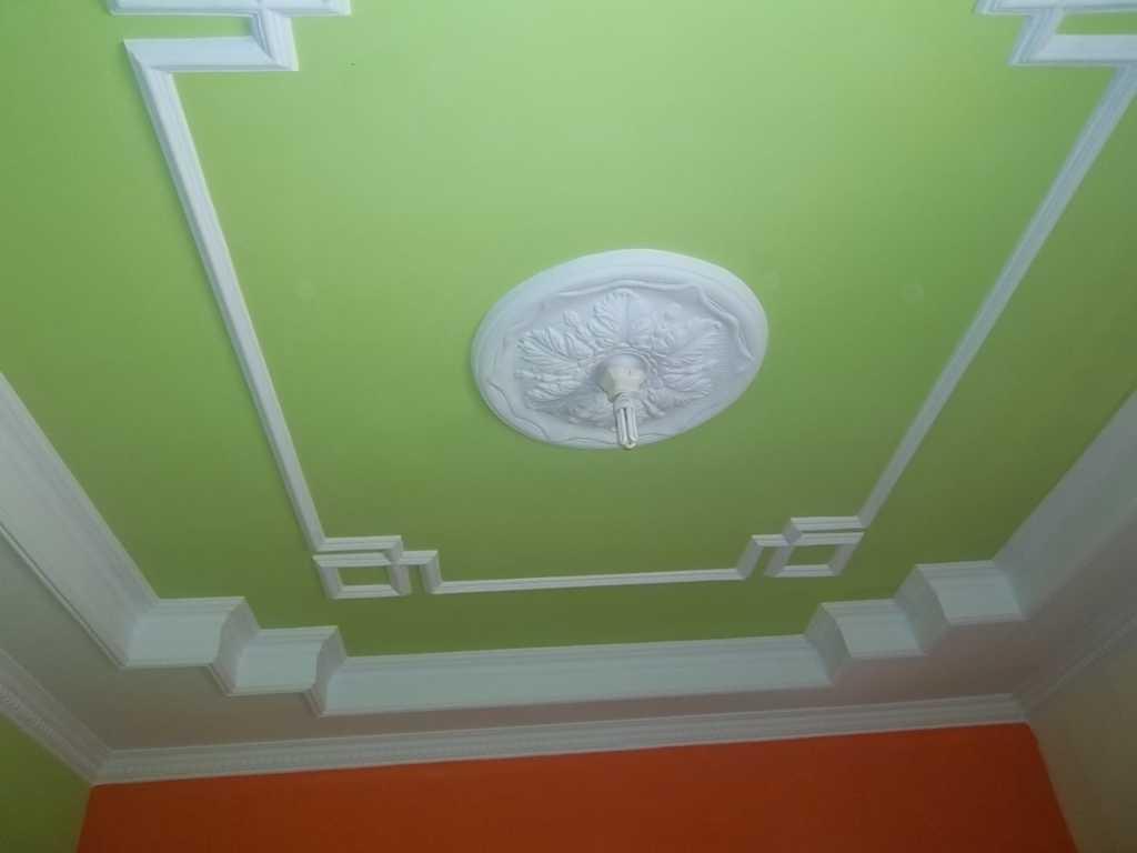 5 Desain Rumah Ruang Tamu Dengan Plafon Gypsum Menarik Dan Elegan