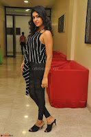 Akshida in Black Tank Top at Kalamandir Foundation 7th anniversary Celebrations ~  Actress Galleries 035.JPG