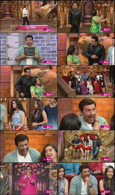 Comedy Nights Bachao Download 9th January 2016 Full Episode Free Sunny Deol Special Ghayal Once Again