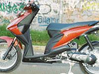 Modifikasi Honda Beat 2008
