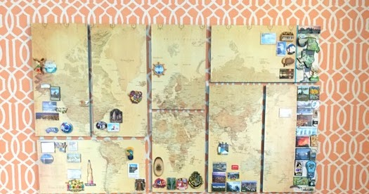 Attractive Map Wall Art Photo - Wall Art Design - leftofcentrist.com