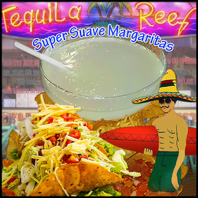 Tequila Reef Cantina Pattaya Thailand