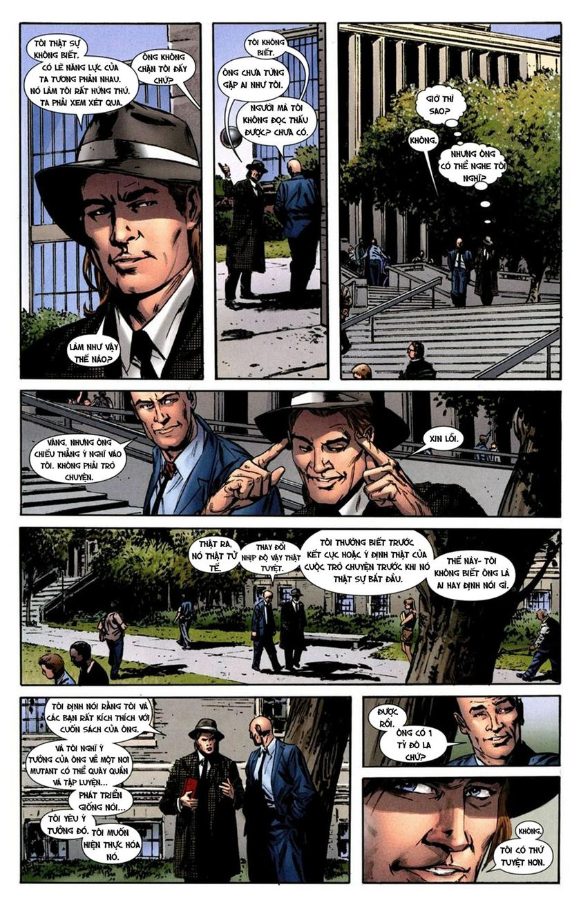 Ultimate Origin chap 3 trang 15