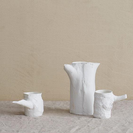 Ceramika zainspirowana drzewami