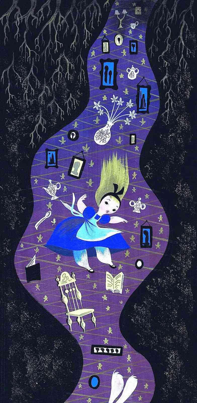 Mary Blair, Alice in Wonderland