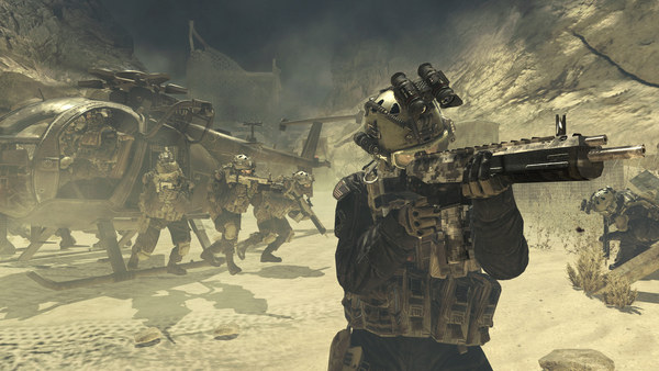 Call of Duty Modern Warfare 2 For Free