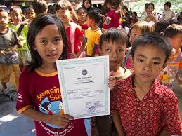 Mendagri: Laporkan Jika Ada Pungli Pengurusan Akta Kelahiran