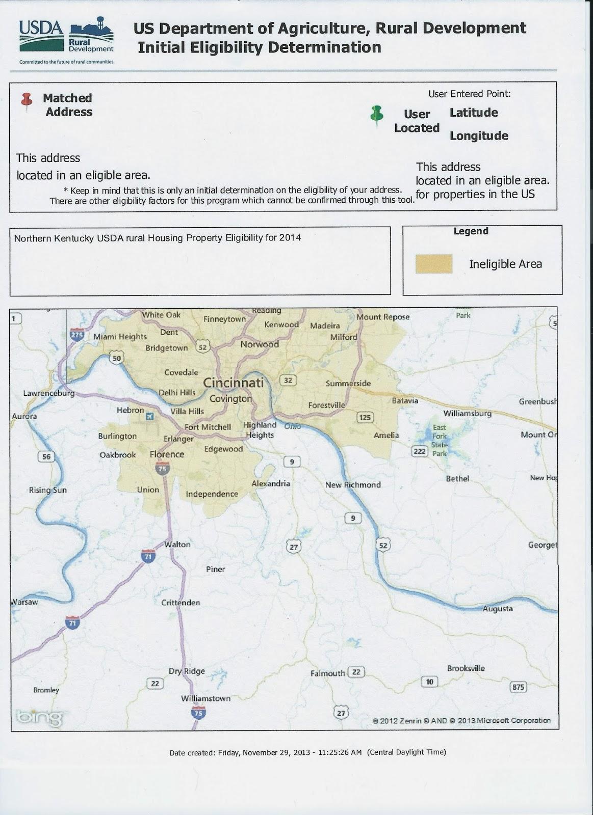 Louisville Kentucky Mortgage Lender for FHA, VA, KHC, USDA and Rural Housing Kentucky Mortgage ...