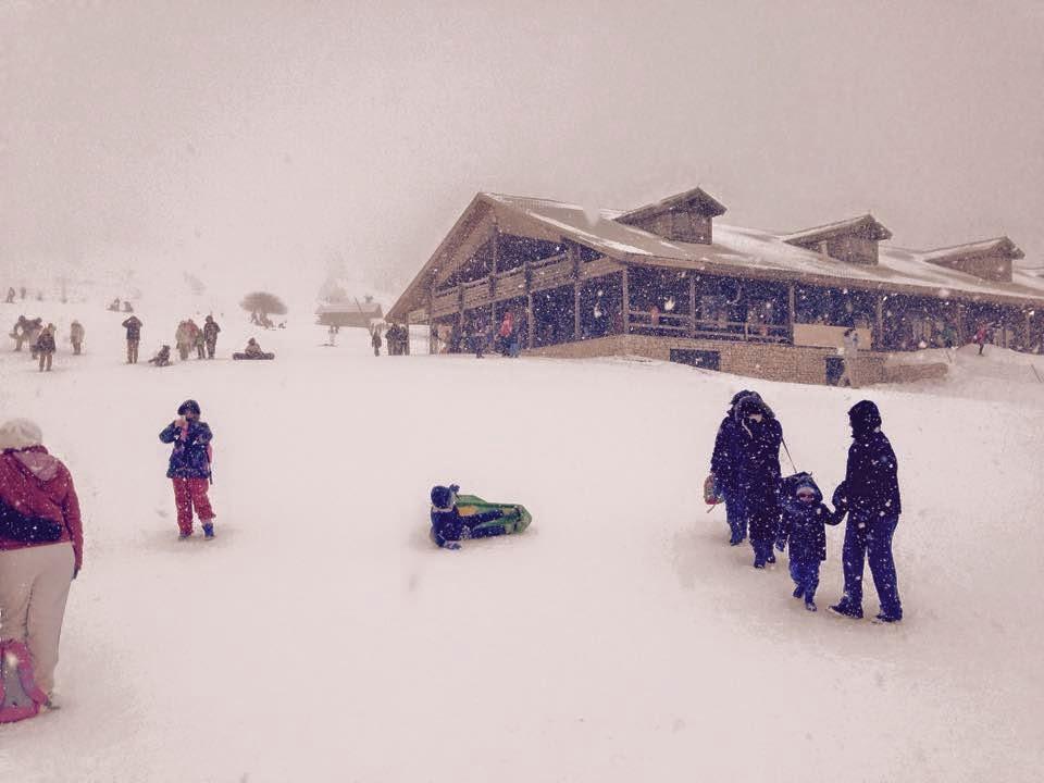 Ski resort, Kalavryta
