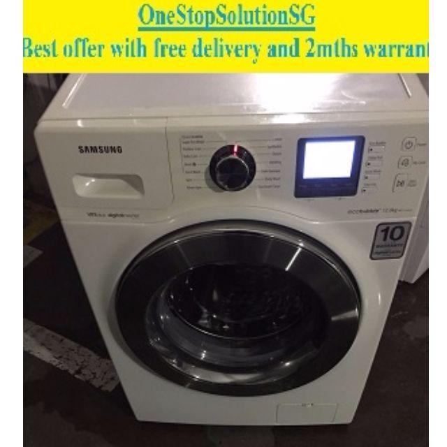 washing machine 550mm wide