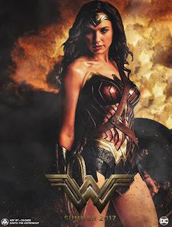 Wonder Woman ( 2017 )