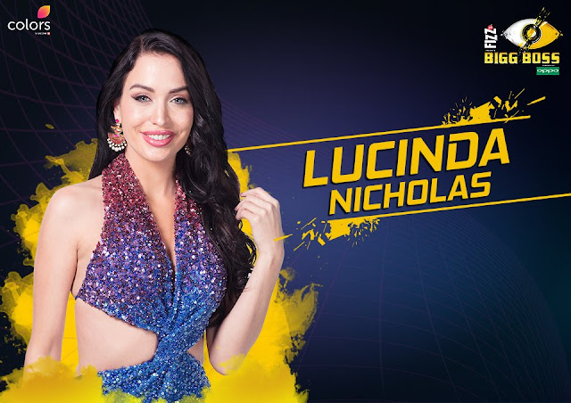Lucinda Nicholas(Bigg Boss 11 Contestant)
