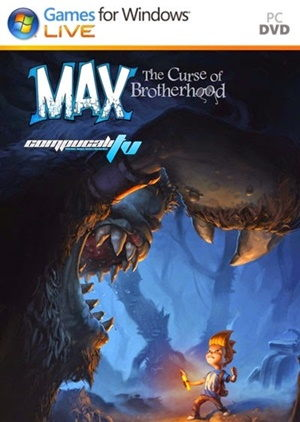 Max The Curse of Brotherhood PC Full Español