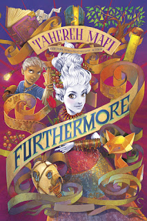 Futhermore by Tahereh Mafi