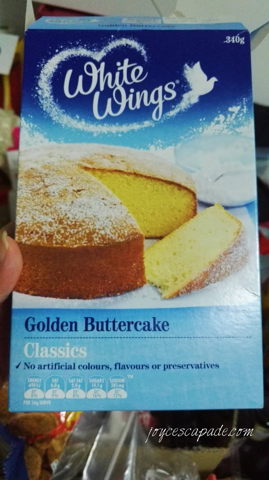 Cake Mix Pack Frost Can Put In Fridge