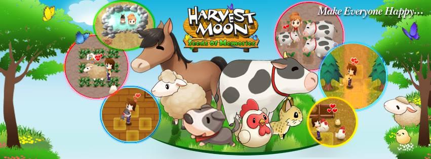 Kapan Game Harvest Moon Dirilis Di Android