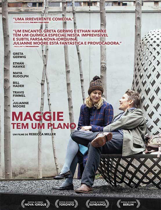 Maggie Tem Um Plano – BluRay 720p e 1080p Dublado (2016)