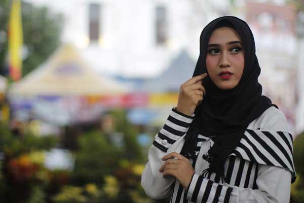 muslimah dan trend hijab terbaru