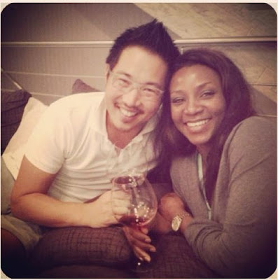genevieve nnaji dating a white guy