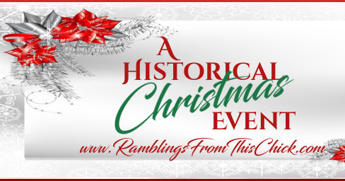 A Historical Christmas Event with Christy Carlyle