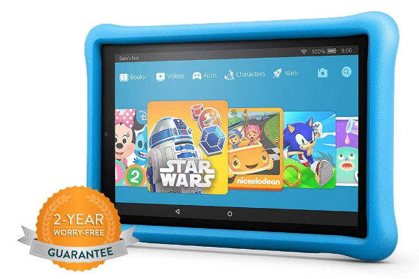 "Amazon launches new Fire HD 10 Kids Edition tablet with 10.1"" FHD display"