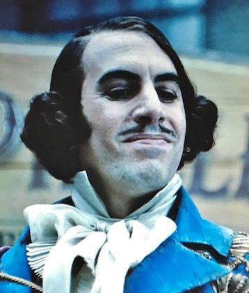 Counterpoint To Baron Cohen Bogus New >> Bway2hlwd Sweeney Todd