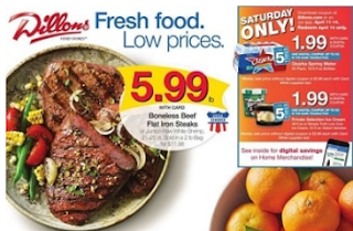 Dillons Weekly Ad July 18 - 24, 2018