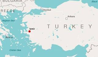 bom turki