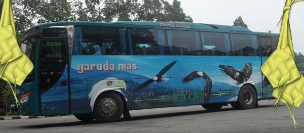 Harga Tiket Lebaran 2019 Bus Garuda Mas E Transportasi