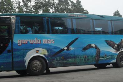 Harga Tiket Lebaran 2019 Bus Garuda Mas