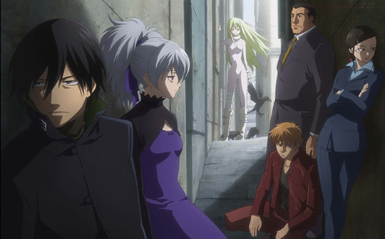 Top Anime of All Time: July 2013