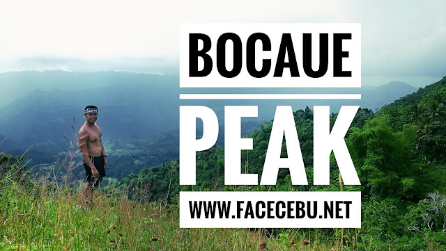 FaceCebu Blogger Mark Monta in Bocaue Peak Cebu