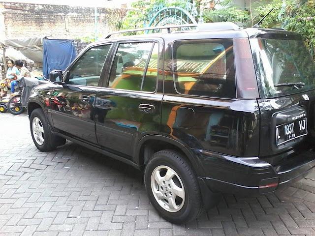 Honda CRV tahun 2001 bekas