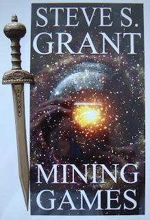 Portada del libro Mining Games, de Steve S. Grant