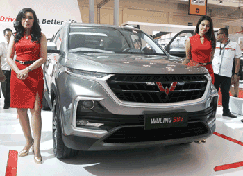 Mobil Wuling Model SUV