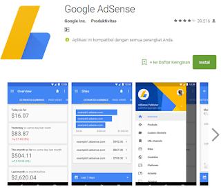 Aplikasi Android Terbaik Untuk Blogger.
