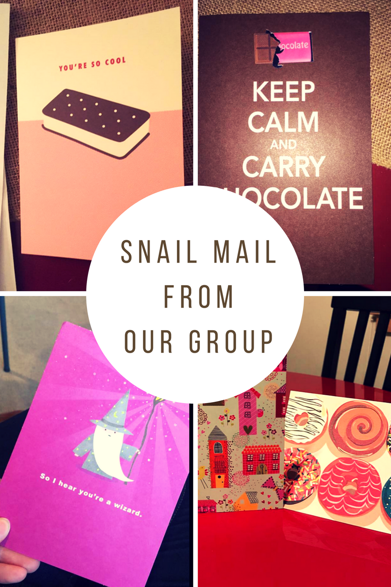 My Favorite Things: Blogger Pen Pals
