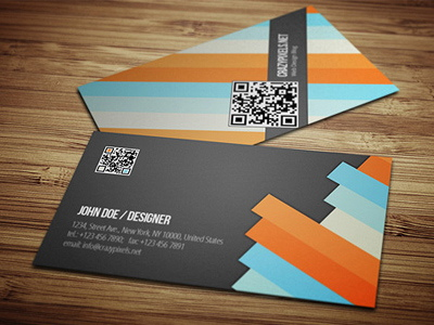 Designer Business Card PSD