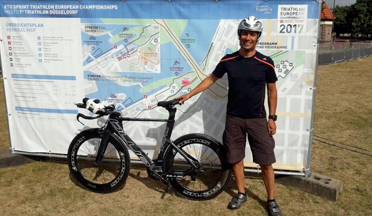 7ος στο Ευρωπαϊκό Πρωτάθλημα Τριάθλου Sprint ο Γιάννης Ψαρόπουλος του Εθνικού Αλεξανδρούπολης