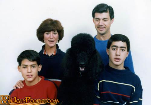 foto keluarga paling lucu dan unik