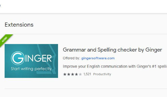 grammar checker ginger