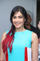 Adah Sharma Trendy Look at the Launch of OPPO New Selfie Camera F3 ~  Exclusive 041.JPG
