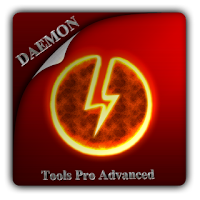 Daemon Tools Pro Advanced 7.1.0.0595 Full Crack