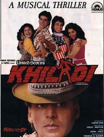Khiladi 1992 Hindi Movie Download