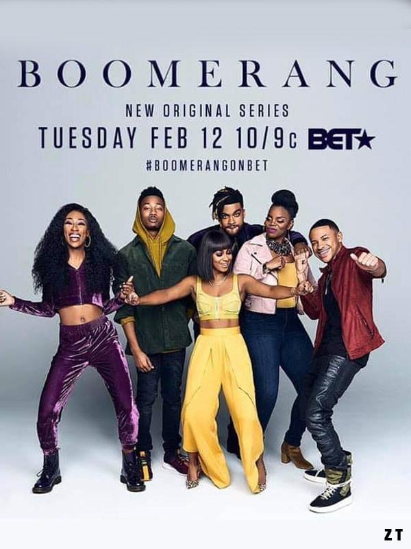 Boomerang – Saison 2 [Streaming] [Telecharger]