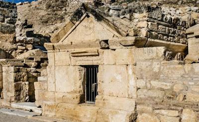 La tumba del Apóstol Felipe en Turquía