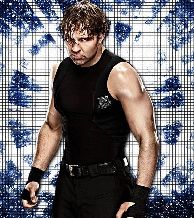 Superstar of WWE Dean Ambrose Hd Wallpapers